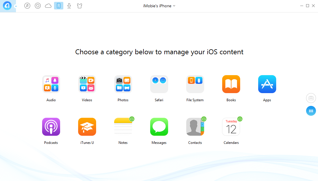 Overview of Best iCloud & iTunes Alternative