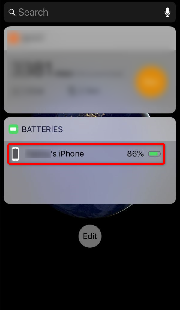 How to Turn on Battery Percentage on iPhone XS Max/XS/XR/X