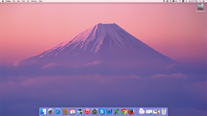 Cleanup Your Desktop to Speed Up Your Mac