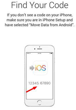 Numeric Code Generated in iPhone