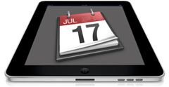 How to Sync Calendar with iPad