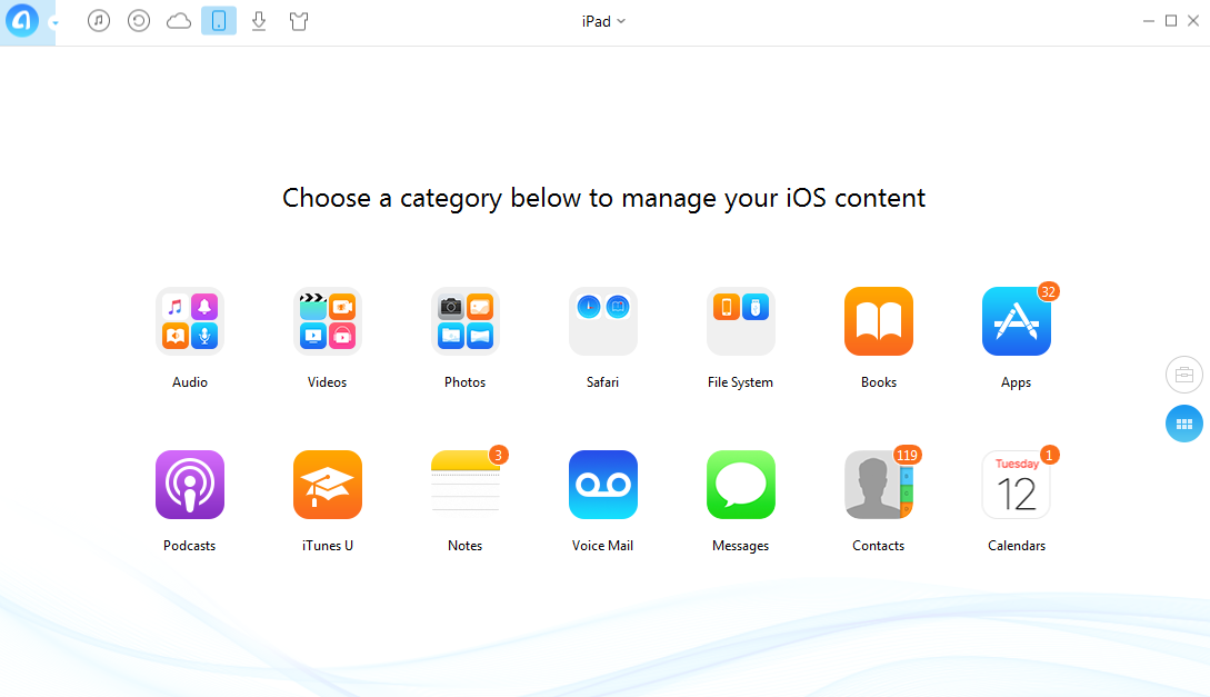 How to Transfer Files from iPad to iPad