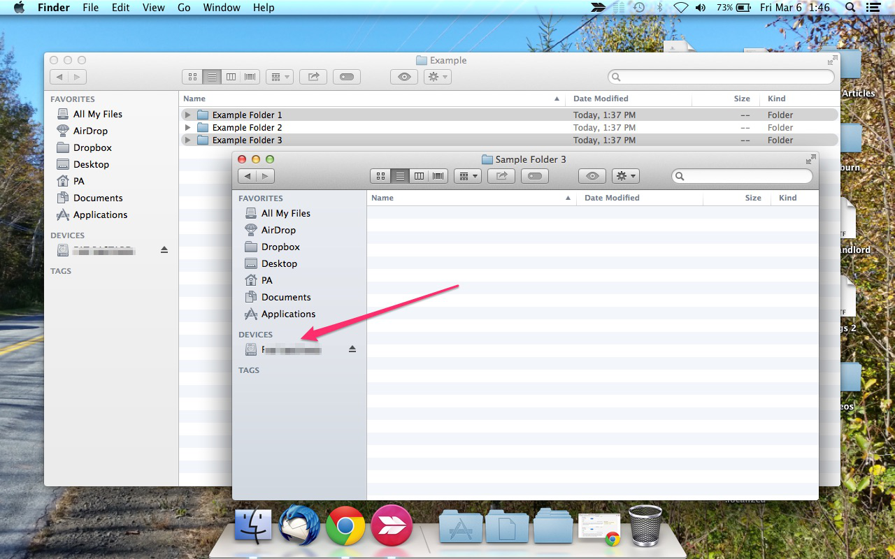 How to Transfer Files from Mac to Mac with External Drive