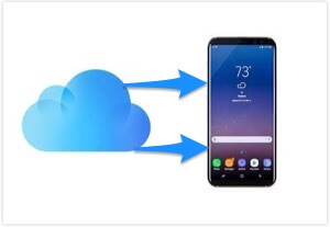 Transfer iCloud Backup to Android