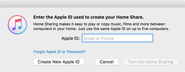 Sign in with an Apple Account