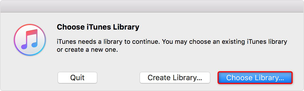 How to Transfer iTunes Library to New Mac via External Hard Drive or USB Drive - Step 6