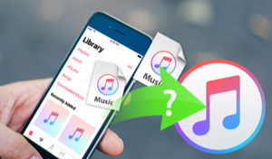 how to put music from iphone to computer without itunes