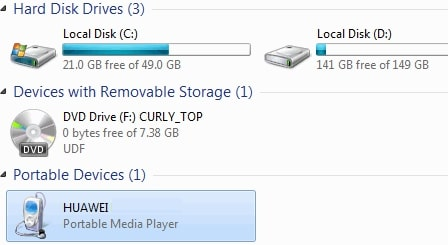 Locate the DCIM Folder on Computer