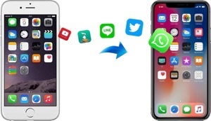 How to Transfer Apps from iPhone to iPhone
