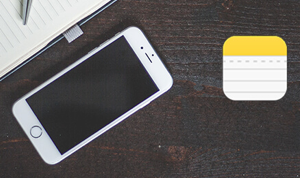 How to Transfer Notes from iPhone to iPhone