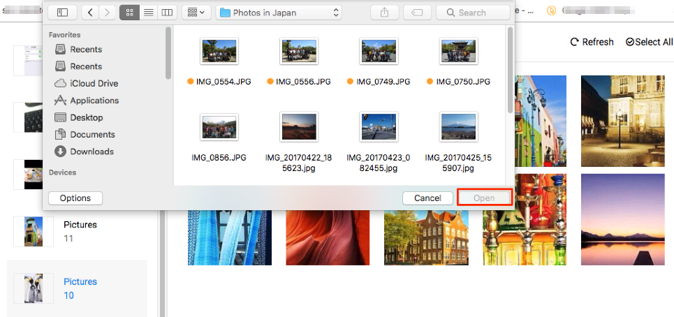 How to Transfer Photos from Laptop to iPhone wirelessly