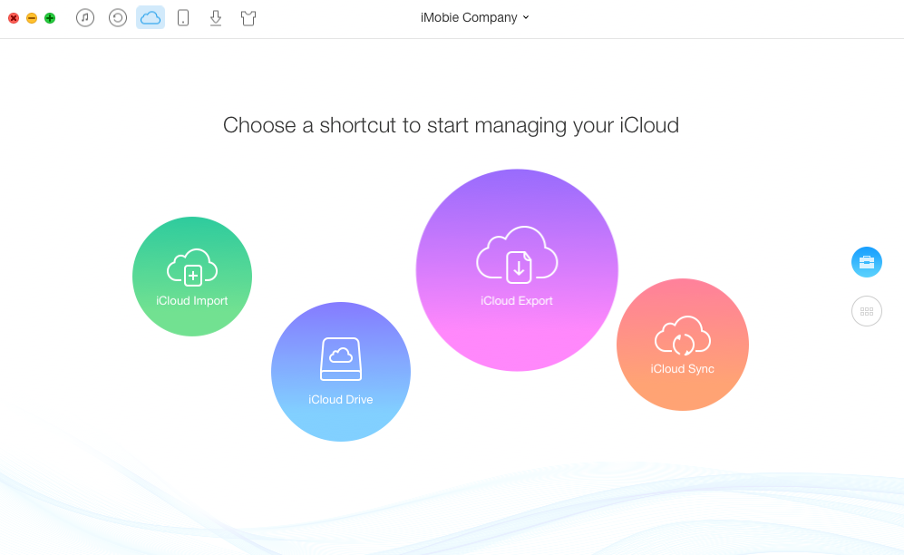 How to Transfer Photos from iPhone to iCloud – Step 1