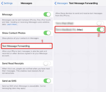 How to Enable Messages in iCloud on Mac