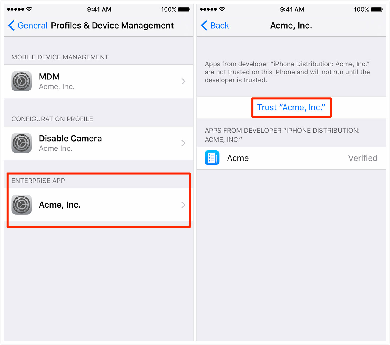 Tutorial] How to Trust An App on iPhone – iMobie Inc