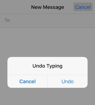How to Turn Off Shake to Undo on iPhone in iOS 9