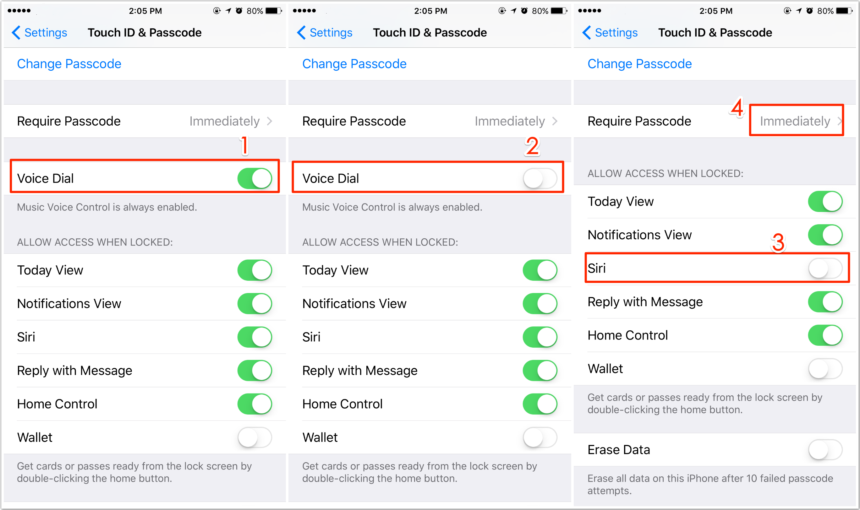 turn off voice control iphone 5 how to turn voice on iphone in ios 10 19517