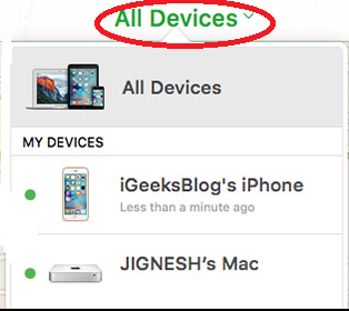 How to Undisable an iPhone without iTunes - Step 4