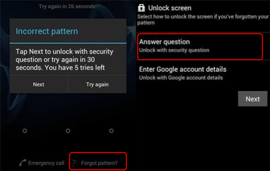 Unlock Sony Xperia With Google Account