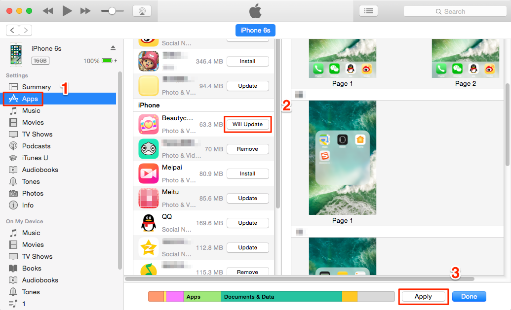 how to download apps on itunes
