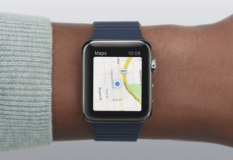 Use Your Maps on Apple Watch – Step 2