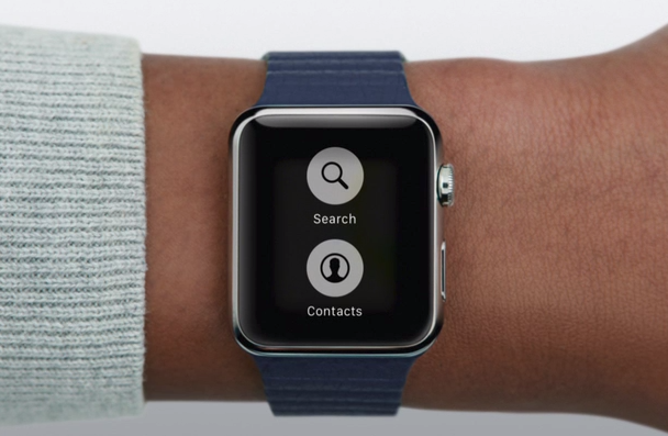 How to Use Maps on Apple Watch – Step 3
