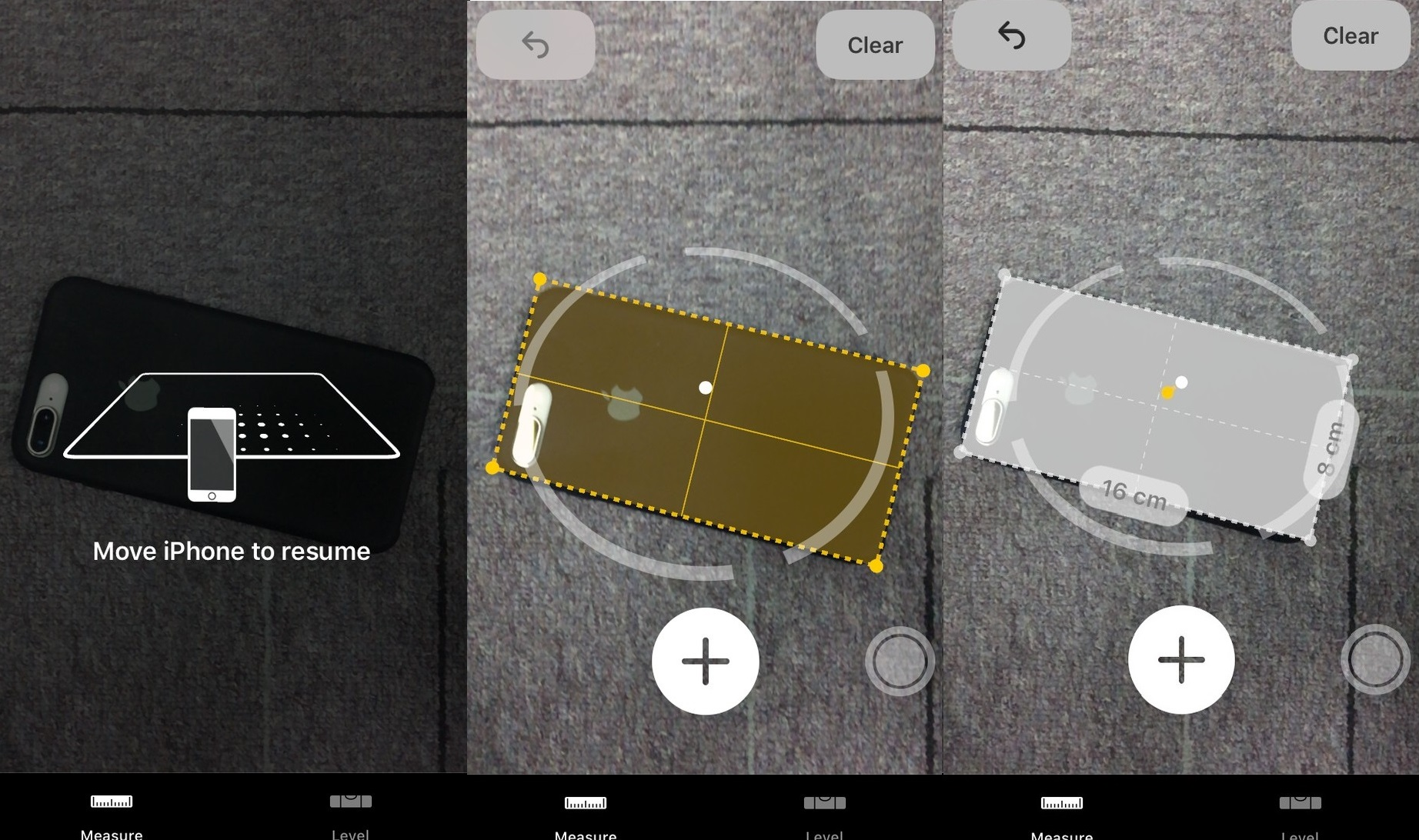 How to Measure Rectangle with Measure App