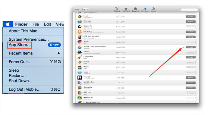 How to View Your Purchased Apps from Mac App Store