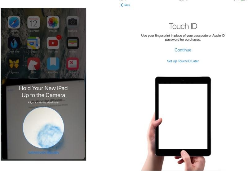 How to Setup a New iPad - Step 4