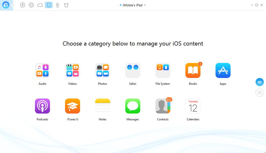 How to Transfer Data from iPad to iPad