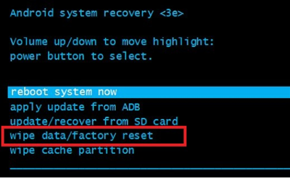 Fix HTC Factory Reset Not Working - Recovery Mode