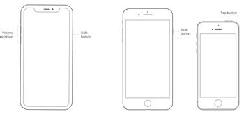 Restart Your iPhone/iPad