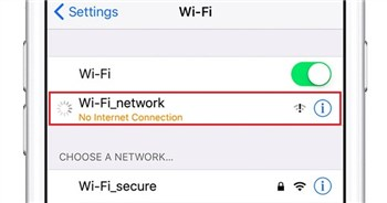 Connect to stable Wi-Fi Network