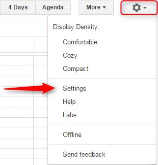 How to Add iCloud Calendar to Google - Step 4