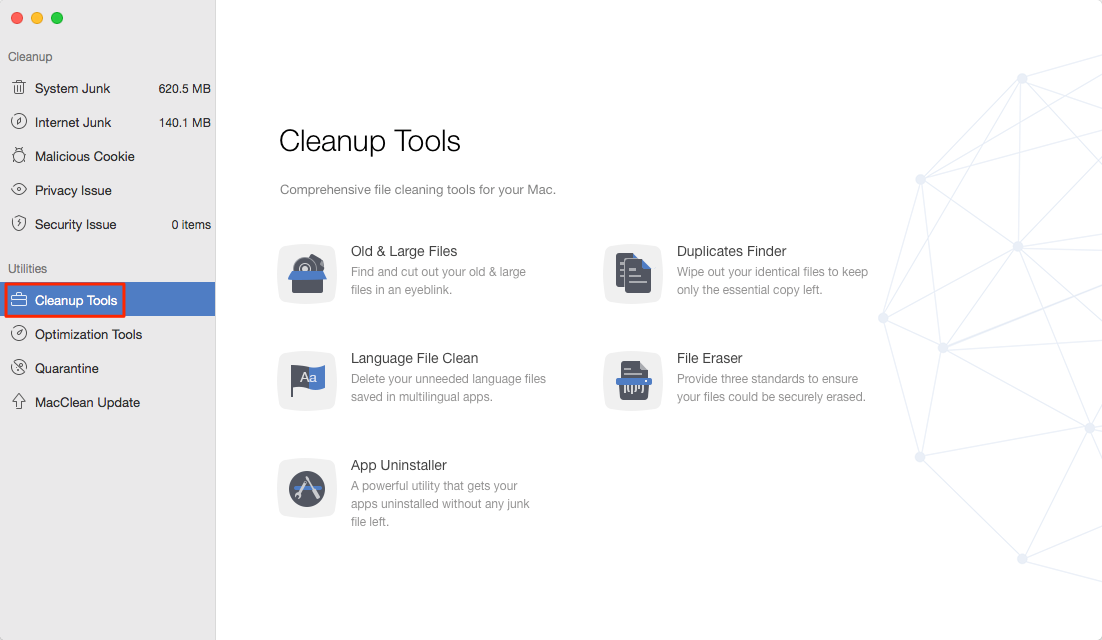 Improve Your Mac with MacClean – Find and Delete Hidden and Unnecessary Files