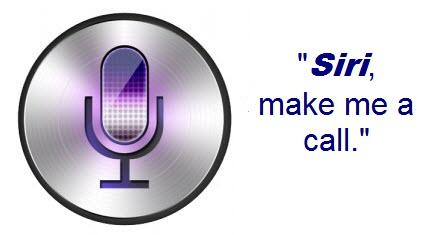 Initiate a Call with Siri