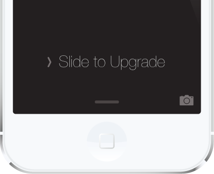 iOS 11.1/11 Issues - Stuck on Slide to Upgrade Screen