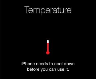 iOS 12 Overheating Problem