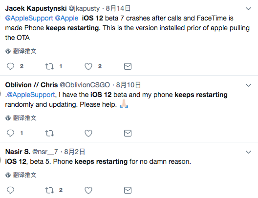 iPhone/iPad Keeps Restarting in iOS 12/12.1