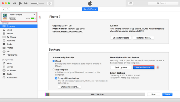 how to delete everything on ipad