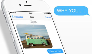 How to Print Messages from iPhone