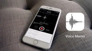 iOS Featured Pics iPhone Voice Memos
