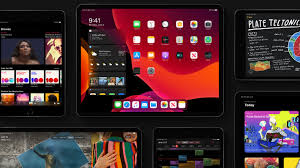 iPadOS New Home Screen