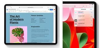 Safari Enhancement in the New iPadOS