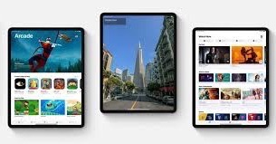 Other Features in New iPadOS