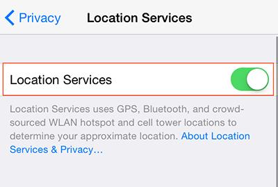 iDevice Battery Tips & Tricks – Close Location Service