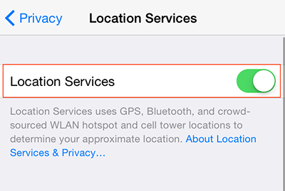 iPhone iPad Battery Tips & Tricks – Close Location Service