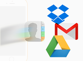 Backup Iphone Contacts To Gmail Dropbox And Google Drive
