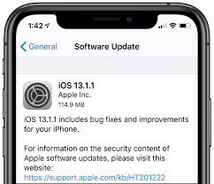 Update to the Latest iOS Version