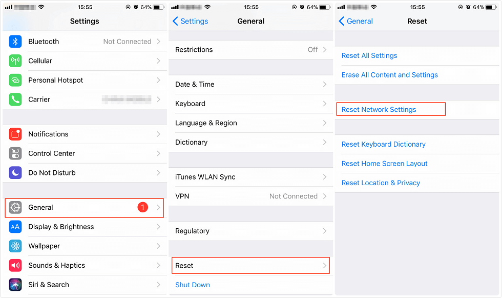 How to Fix: iPhone/iPad Keeps Asking for Password – Solution 5