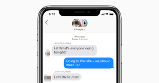 iPhone Not Receiving Group Texts